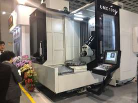 Eumach UMC-1000, 5 axis Milling or MillTurn Centres - picture0' - Click to enlarge