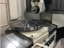 Eumach UMC-1000, 5 axis Milling or MillTurn Centres - picture4' - Click to enlarge