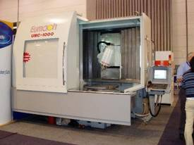 Eumach UMC-1000 Universal 5 axis Milling or Milling & Turning Centres - picture2' - Click to enlarge