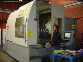 Eumach UMC-1000 Universal 5 axis Milling or Milling & Turning Centres - picture0' - Click to enlarge
