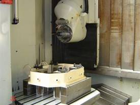 Eumach UMC-1000 Universal 5 axis Milling or Milling & Turning Centres - picture5' - Click to enlarge