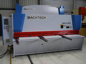 MACHTECH NCG 6-3050 CNC GUILLOTINE. - picture0' - Click to enlarge