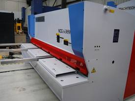 MACHTECH NCG 6-3050 CNC GUILLOTINE. - picture1' - Click to enlarge