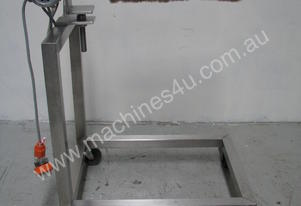 Industrial Commercial Pot Scrubber Cleaner