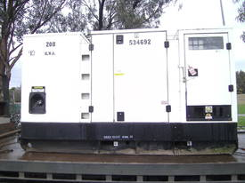 150kva , 2006 model , deutz / volvo, silenced - picture2' - Click to enlarge