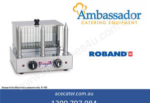 Roband Hot Dog Unit - With Tank & Three Spikes