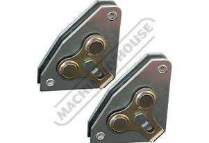 MST348 XYZ Magnet Squares - Multi-Angle - (2-Pack) 59 x 50 x 22mm 10kg Pull Force