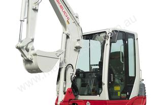 NEW TAKEUCHI TB235 3.5T CONVENTIONAL