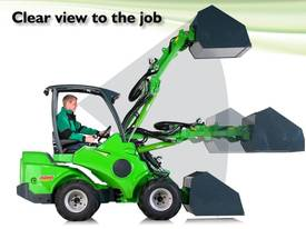 Avant 600 series mini loader - picture5' - Click to enlarge