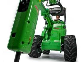 Avant 600 series mini loader - picture6' - Click to enlarge