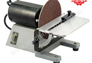 SIEG 127mm Disk Sander with Tilt Table