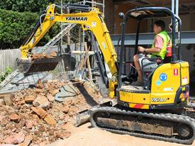 Yanmar ViO30-6B - Mini Excavator - picture0' - Click to enlarge