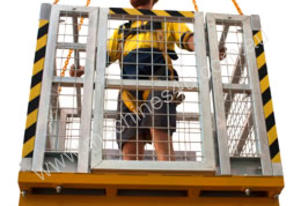 Crane Man Cages 4 Man No Roof (Perth)