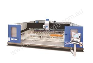 CMS BREMBANA SPEED 3 AND 4 AXIS CNC Work Center