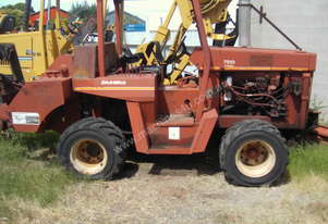 7510 Ditch Witch Trenching Machine