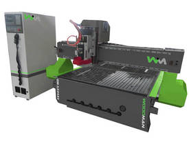 Woodman CNC with ATC and Vac Bed (1220 x 2440mm)