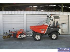 Industrial 4WD Ausa Sweeper
