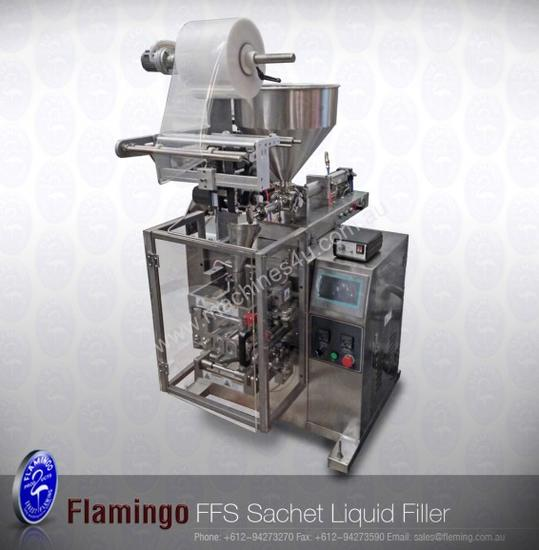 New ernest fleming EF-FFS L Sachet Packaging in , - Listed