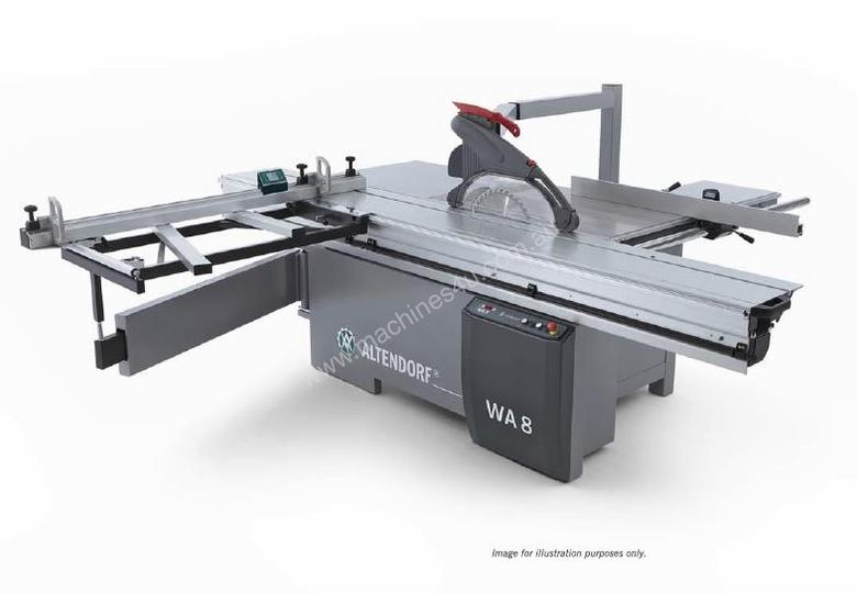 New 2017 Altendorf Start 45 Panel Saw In Campbelltown Nsw