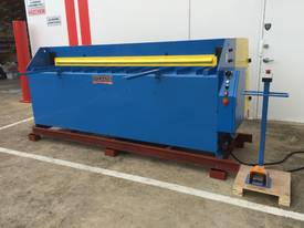2500mm Guillotine & Panbrake Combo - picture16' - Click to enlarge