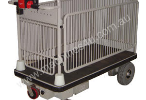 Warequip Powered Cage Trolley