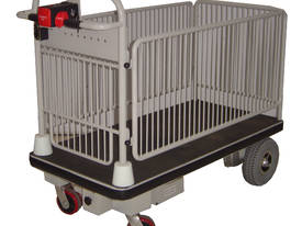 Powered Cage Trolley