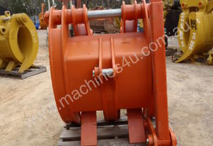 AHA 25 Ton 5 Finger Manual Grab Grapple