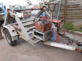 3ton telecom , self loader  diesel - picture1' - Click to enlarge