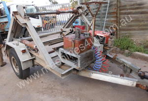 3ton telecom , self loader  diesel