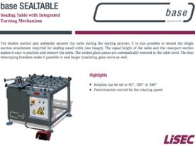 base SEALTABLE - picture2' - Click to enlarge