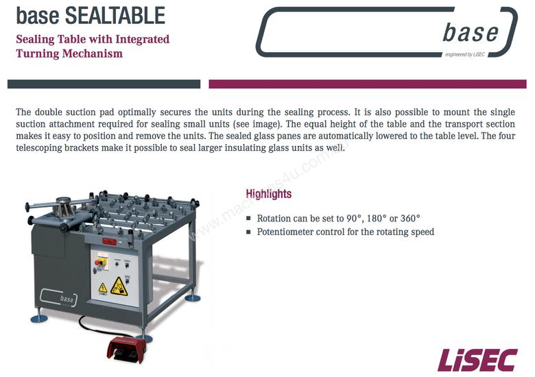 base SEALTABLE