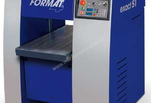 Felder Exact 51 Thicknesser- Avail w Spiral Cutter