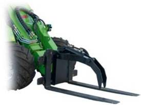 Log Grab to Suit Wheel Loaders - picture0' - Click to enlarge