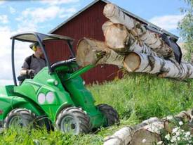 Log Grab to Suit Wheel Loaders - picture2' - Click to enlarge