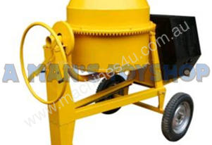 CEMENT MIXER 8 CU/ FT 6HP DIESEL MOTOR
