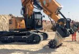 AQ-1 Antraquip Rock Grinder (Suitable for 2T+ Carriers)