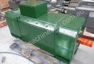 600kw 1500 rpm 680v DC Electric Motor
