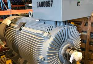 750 kw 1000 hp 4 pole 415 v AC Electric Motor