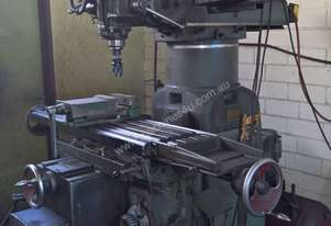 Anayak turret milling machine