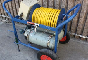 Breathing Air Cart Industrial breathing apparatus