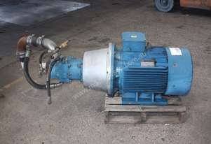 Hydraulic pumps 55 KW motor 1480rpm