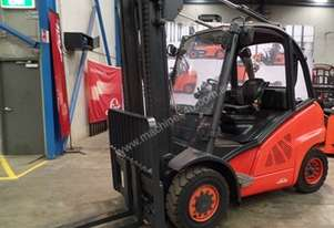 Used Forklift: H40D Genuine Preowned Linde