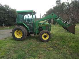 John Deere 5210 4WD tractor with FEL - picture1' - Click to enlarge