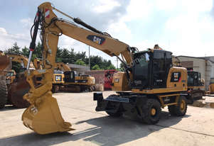 Caterpillar M314F Wheeled Excavator