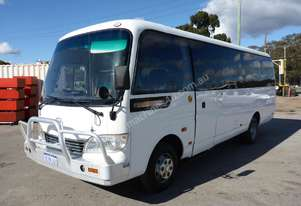 2011 Higer R Series 4x2 29 Seat Bus