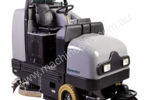 I115 Ride on Sweeper / scrubber
