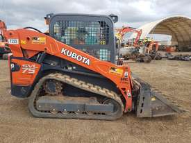 2016 KUBOTA SVL75 TRACK LOADER IN EXCELLENT CONDITION - picture0' - Click to enlarge