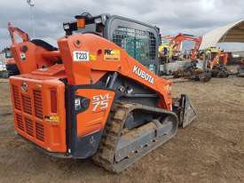 2016 KUBOTA SVL75 TRACK LOADER IN EXCELLENT CONDITION - picture1' - Click to enlarge