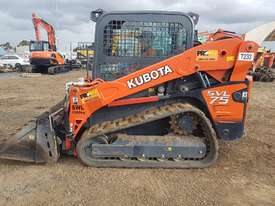 2016 KUBOTA SVL75 TRACK LOADER IN EXCELLENT CONDITION - picture7' - Click to enlarge