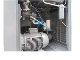 Hertz HSC30-10 141cfm 30kW Rotary Screw Air Compressor - picture0' - Click to enlarge